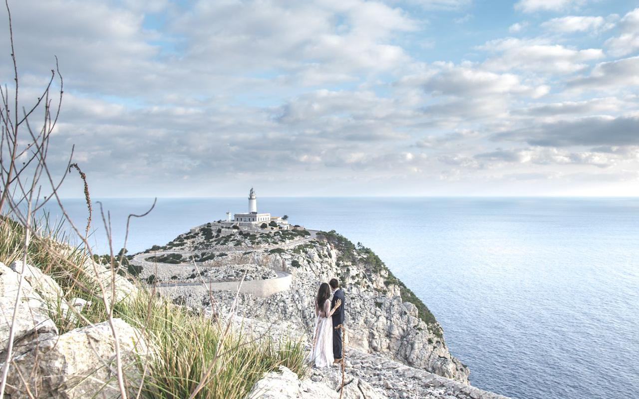 wedding videographer mallorca