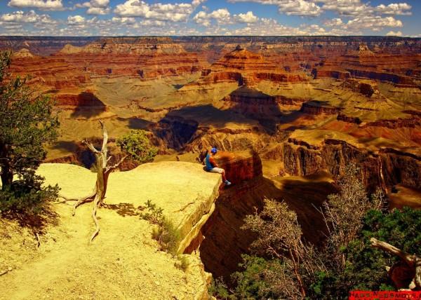 Wielki Kanion w Arizonie.