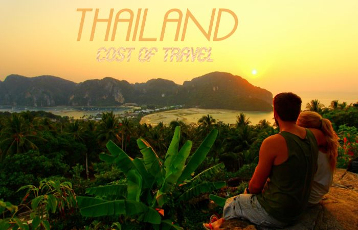 cost of travel in north thailand