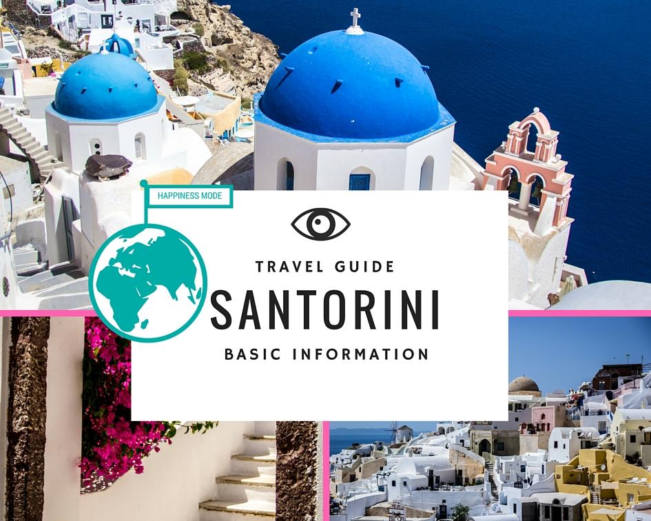 santorini travel guide