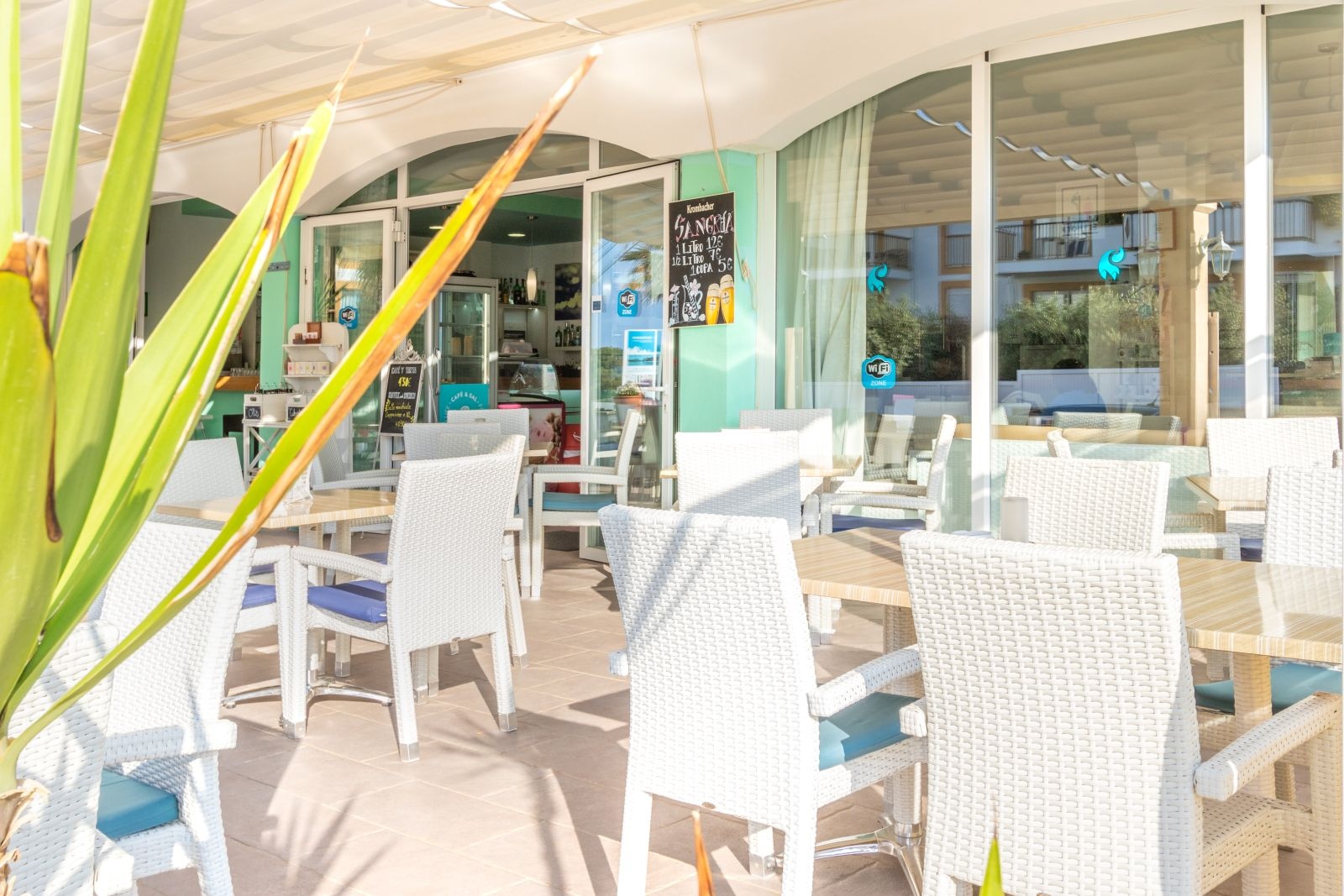 Food And Restaurant Photography Cafe Sal Colonia Sant Jordi