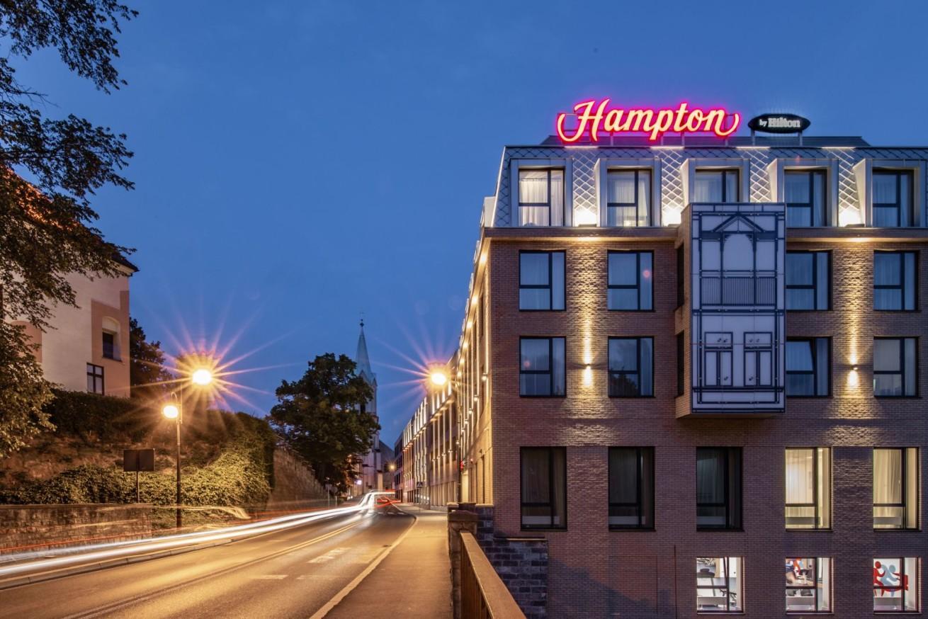 hotel photography hilton