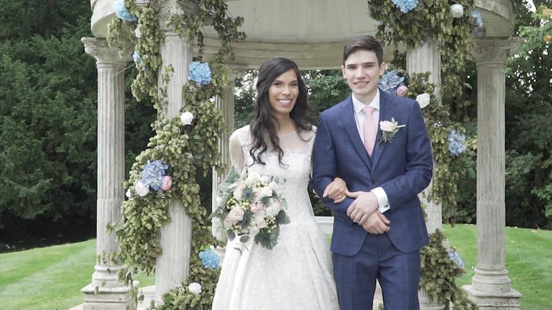 Brazilian wedding in UK